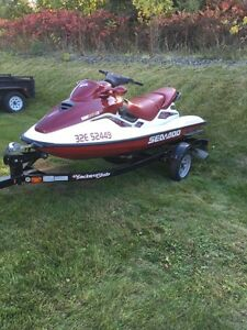 Seadoo limited edition GTX