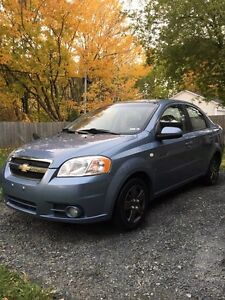 2007 Chevrolet Aveo ****Certified**** only 59,000 Kms