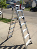 17' Extension - Multi Angle Ladder