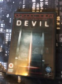 Devil DVD for sale