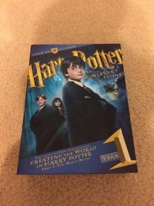 Harry Potter Ultimate Edition (DVD, 1&2)