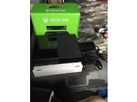 Xbox one 500gb perfect condition