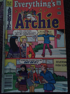 2 ARCHIE'S COMICS London Ontario image 1