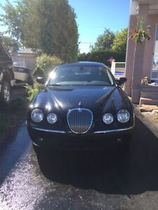 2005 Jaguar V6 S-type 4DR perfect Condition