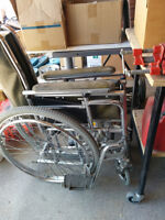 WHEEL CHAIR FOR SALE!!