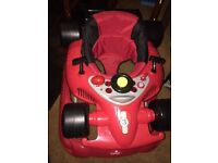 Car red walker excellent condition £40