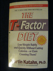 The T-Factor Diet- Lose Weight Safely & Quickly