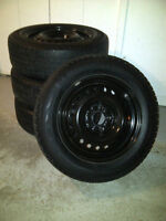 Looking for 4 winter tires 175-70 r14 without rims