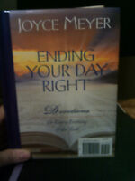 Large Print Bible, Joyce Myer And Other Christian Books