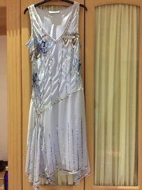 Beautiful Ladies Charleston type dress. Size 14.