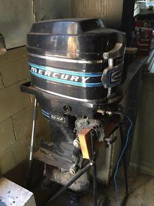 50hp Mercury motor