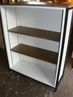 Metal Frame Bookcases