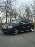 Mercedes ML350 2010 bluetec 4matic 100k only