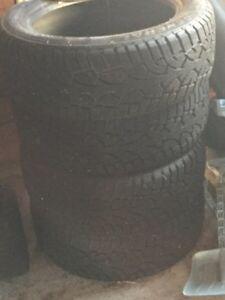 215/55R17 Winter Tires