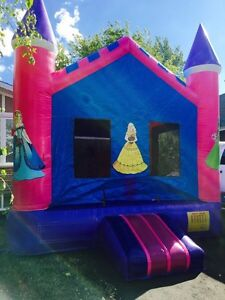 Bouncy castles for rent $$125
