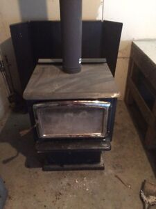 Pacific western wood stove Kawartha Lakes Peterborough Area image 1