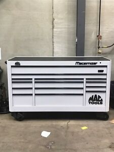 Macsimizer work station 14 drawer $7,000 obo moving to Calgary