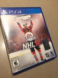 NHL 16 mint condition. $15