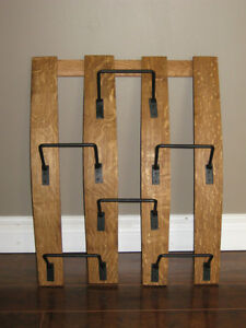 Exquisite home accessories from Oak Wine Barrel Staves Strathcona County Edmonton Area image 3