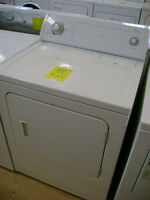 Whirlpool dryer with 90 day warranty. $149.