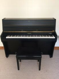 Kemble upright piano