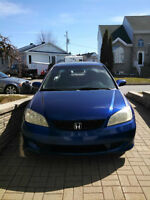 2004 Honda Civic Coupe (2 door) NEGOTIABLE