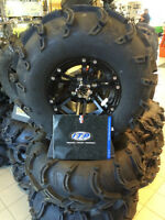 "ATV / UTV TIRE & RIM SALE! 35% OFF ALL MUDLITE XL 1 -1/8"" TIRES!"