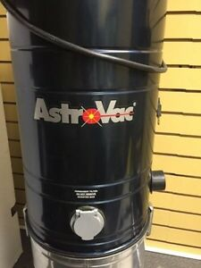 Astro Vac Central Vacuum (Like New)