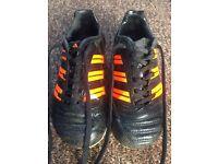 Kids adidas studded Football boots