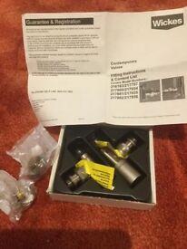 Radiator Valve set