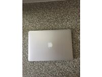 Apple MacBook Pro 13-inch Retina display intel core i5 8gb ram 128GB flash storage