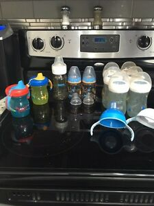 Free bottles/Sippy Cups