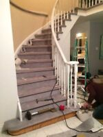 Carpet sales and installation (Barrie area)