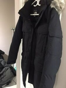New North Face 3/4 winter coat parka London Ontario image 3