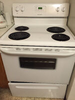 Fridge and Stove Combo - Need to Sell ASAP!
