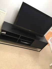Pioneer 4280xd 42 inch plasma and TV stand