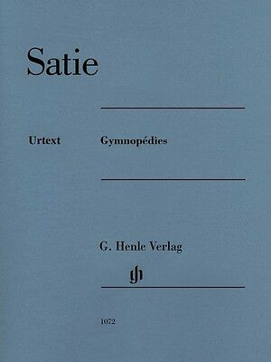 Erik Satie Gymnopedies Sheet Music NEW 051481072