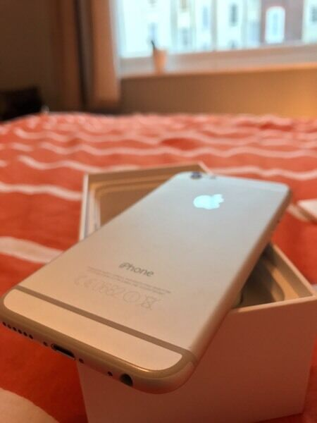iPhone 6 64GB (unused refurbished) EEin West End, LondonGumtree - An new and unused (refurbished) iPhone 6 64GB White/silver for sale. Perfect condition, with new headphones and charger. Locked to EE network