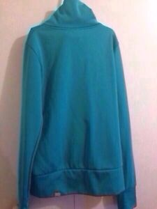 NEW TEAL BENCH SWEATER Cornwall Ontario image 3