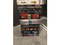 DVDs for sale (lost, band of brothers, Harry Potter)