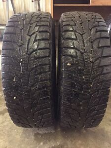 185/65R14 Winter Pike RS $300obo!!