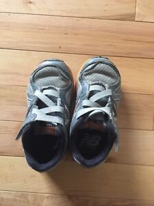 New Balance size 7 boys sneakers