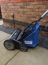 Mac Allister MRM45 Push along lawnmower