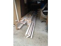 Skirtin softwood moulding 95mm x 15mm