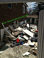 Junk Removal // Rubbish Removal // Garbage Removal