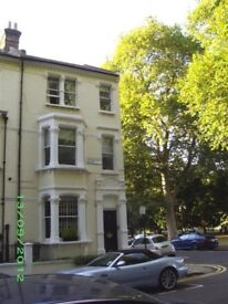 Cosy, 1-bed flat adjacent to Eel Brook Common