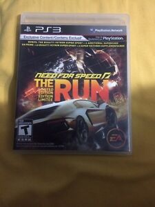 PS3 - Need for Speed The Run  Cornwall Ontario image 1