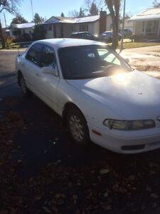 For Sale: 1997 Mazda 626.