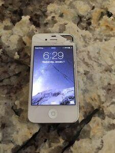 Telus/Koodo iPhone 4S 16GB White