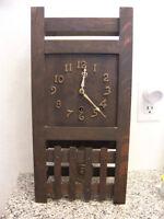 Antique Pequegnat Midget clock